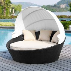 DHI Mission Daybed with Cushions & Reviews | Wayfair