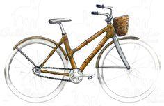 FASHION CREATOR TV: Bicicletas ecológicas en bambú. Una buena alternativa de transporte sostenible