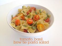 Pasta Salad #LaborDay