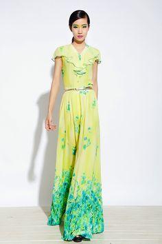 Online Shop summer women's short sleeve chiffon jumpsuits , female ruffle culottes dress trousers , wide leg floral print pants for women|Aliexpress Mobile