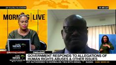 Zimbabwe | Government responds to allegations of human rights abuses and...