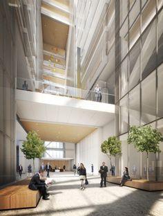 Kohn Pedersen Fox Associates: Projects: Prudential Newark
