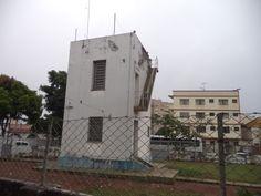 Estação meteorológica, Avenida Paranaíba, Setor Oeste.