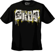 Skin Industries Downtown Mens T-Shirt (Black)!