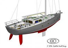 Satellite Yacht Design | Orion 54