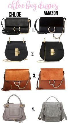 10ce45e2f466 Cheap Chloe bag dupes on Amazon for under  100 ! Get spot on dupes for the