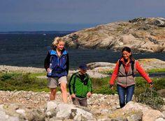 #Walking on the #Koster #Islands #Sweden