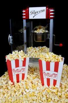 Tips on cleaning home popcorn machine...need to do this