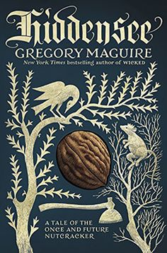 A Gregory Magquire book that is about the Nutcracker. I love his older stuff but the last few aren't all that great. This one isn't the other side of the Nutcracker, its more about how the Nutcracker came to be and a few pages about the actual nutcracker. Not impressed.