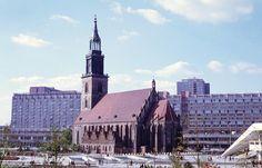 1975 Ost-Berlin - Mitte, Marienkirche