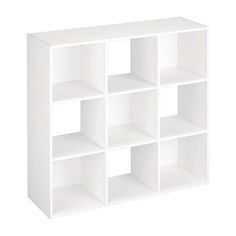 ClosetMaid® Stackable 9 Cube Organizer | Walmart.ca