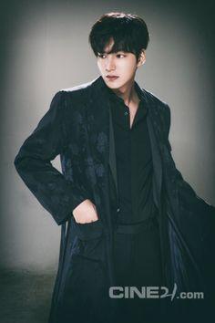 스타의 B컷 : 영화 [바운티 헌터스] 배우 이민호