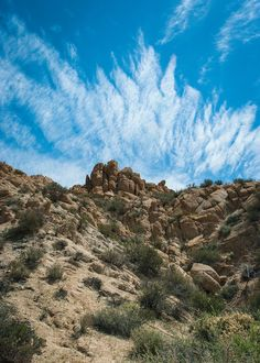 This California Desert Sky, Print features scene found on a trail on the south side of Joshua Tree National Park, in the Colorado Desert region of this beautiful place. The sky was amazing that day an