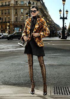 Dans Combien De Temps @Bat_Gio #GiovannaBattaglia @Stella Menagia Menagia McCartney #PfwFw14