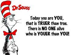 by Dr Seuss