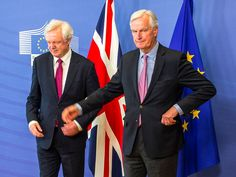 """The UK accepted for the first time that it will need to pay a Brexit bill to the EU - LONDON — The UK has admitted for the first time that it will need to pay a bill to the European Union to settle its financial obligations when it leaves.  Bloomberg and theFinancial Times reported thatBrexit Minister Joyce Anelay said the government would """" work with the EU to determine a fair settlement of the UK's rights and obligations as a departing member state.""""  Anelay said on Thursday in a…"""