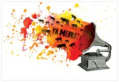 Ya Herd? by Karen Kurycki, via Behance