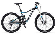 2014 Giant Trance the bike I'd like to ride
