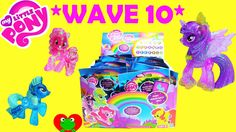 My Little Pony Wave 10 Blind Bags MLP Wave 10