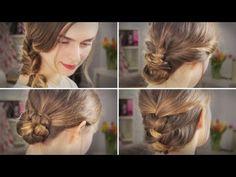 Die 162 Besten Bilder Von Youtube Haare Hair Beauty Und Braid
