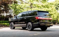 Lincoln Navigator, black luxury SUV, new Navigator, American cars, Lincoln Cadillac Escalade, Lincoln Suv, New Lincoln, Corvette, Lincoln Aviator, Black Luxury, Ford Expedition, Luxury Suv, American Muscle Cars