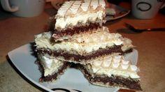 Ciasteczkowy potwór: Knoppers-wafelki domowe