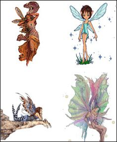 Fairy ClipArt Free Images And Animations Faery