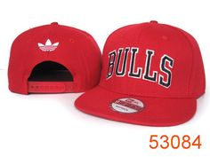 NBA Chicago Bulls Snapback Hats Caps New Era Red 2223|only US$8.90