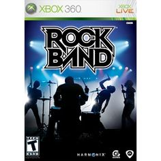 wooot! rockband and of course 2 & 3.