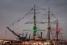 Cádiz. Regatas de veleros