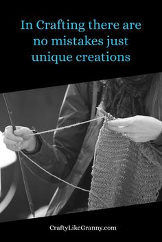 Mistakes are just unique creations.    A good quote to remember when beginning any new craft skill.    Having a sense of humour when starting out is essential.    There are plenty of excellent tips this week shared by those who have been crafting for a while.  No doubt they also have had their fair share of Unique creations!    Take a look…