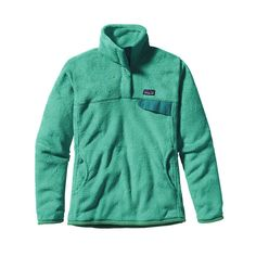 NEW 2014 PATAGONIA COLORS Color: Desert Turquoise - Tobago Blue X-Dye  MINT GREEN