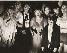 The first time I saw this movie- It really took me back.. What a film.  Poseidon Adventure- There's got to be a morning after...