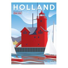 Holland Poster