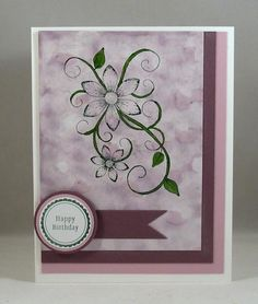 IC503 Three in One Birthday Wishes by Clownmom - Cards and Paper Crafts at Splitcoaststampers