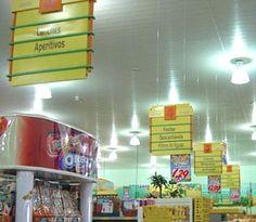 Visual Comunicações - Comunicação Visual para Supermercados