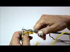 Cómo tejer Punto Mosaico | Pearl Knitter