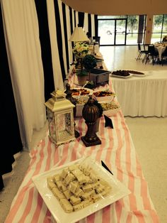 Lunch Buffet   LSC Ladies Tea Party 2014