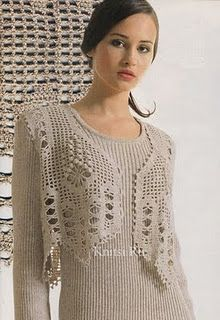 "crochet;href=""http://www.pinterest.com/sandrasouzalves/casaco-e-coletes/""data-pin-scale-width=""80"" data-pin-scale-height=""200"" data-pin-board-width=""400"">Siga o painel casaco  e coletes de Sandra Sueli no Pinterest."