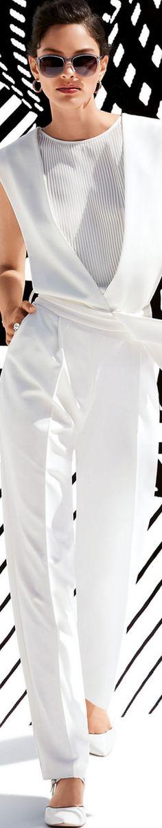 MADELEINE Jumpsuit Spring 2018