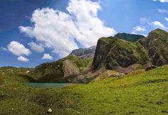 Arşiyan Plateau, Şavşat, Artvin