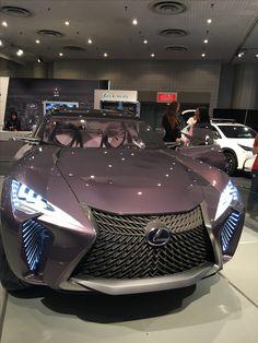 Beautiful Lexus Concept Car