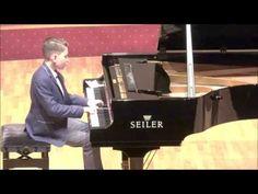 Mihai Țigaret - Johann Sebastian Bach - Suita III (Allemande, Courante s...