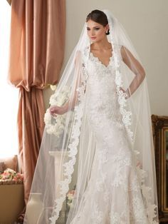 Berger - 9738 - All Dressed Up, Bridal Veil