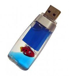 Floating Three USB Memory Stick