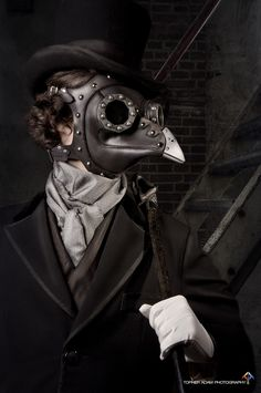 Dr Beulenpest mask