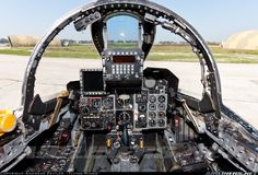 F-4 Phantom II Cockpit