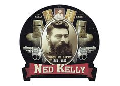 Ned-Kelly-Such-Is-Life Ned Kelly, Aboriginal People, Australia, Life, Famous People, Country, Tattoos, Tatuajes, Rural Area