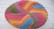 Crochet calzado, sombreros y cartera