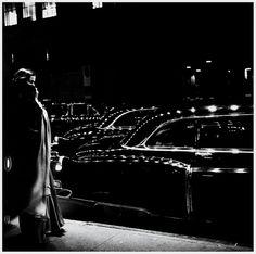 Eve ARNOLD :: Gala Opening, Metropolitan Opera, NYC, 1950